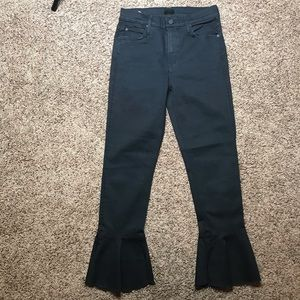 MOTHER Jeans - Mother Cha Cha Fray Jeans
